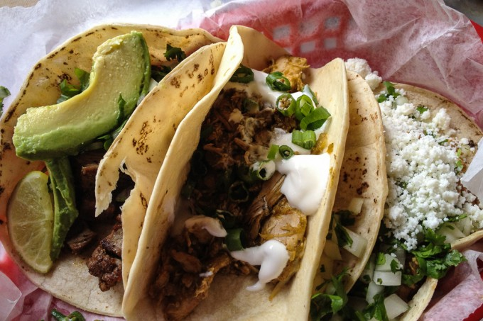 Austin Taco Round Up