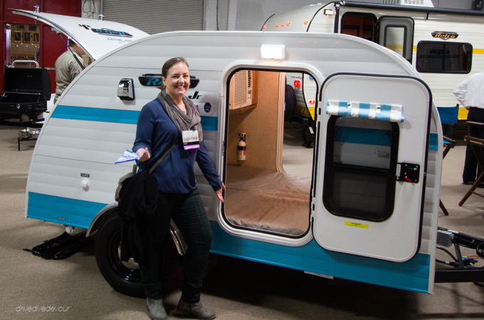 What's New at the National RV Tradeshow