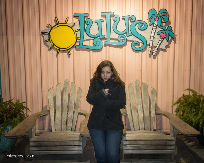 Kerensa at Lulu's