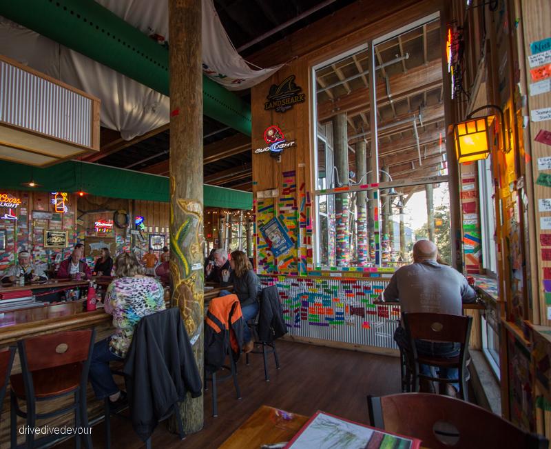 Inside Tacky Jack's