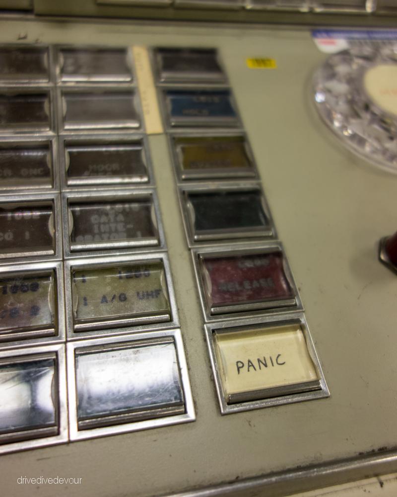 Panic Button: Someone's idea of a joke.