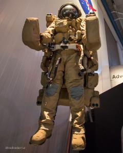 Spacesuit at NASA