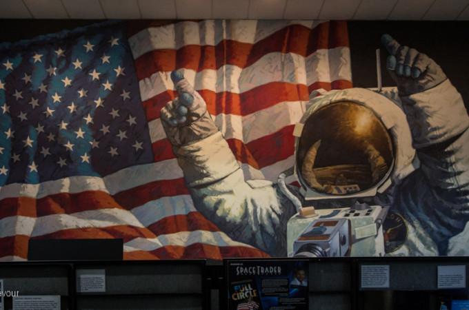 Nasa Level 9 Tour – Johnson Space Center