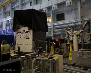 SpaceX at NASA