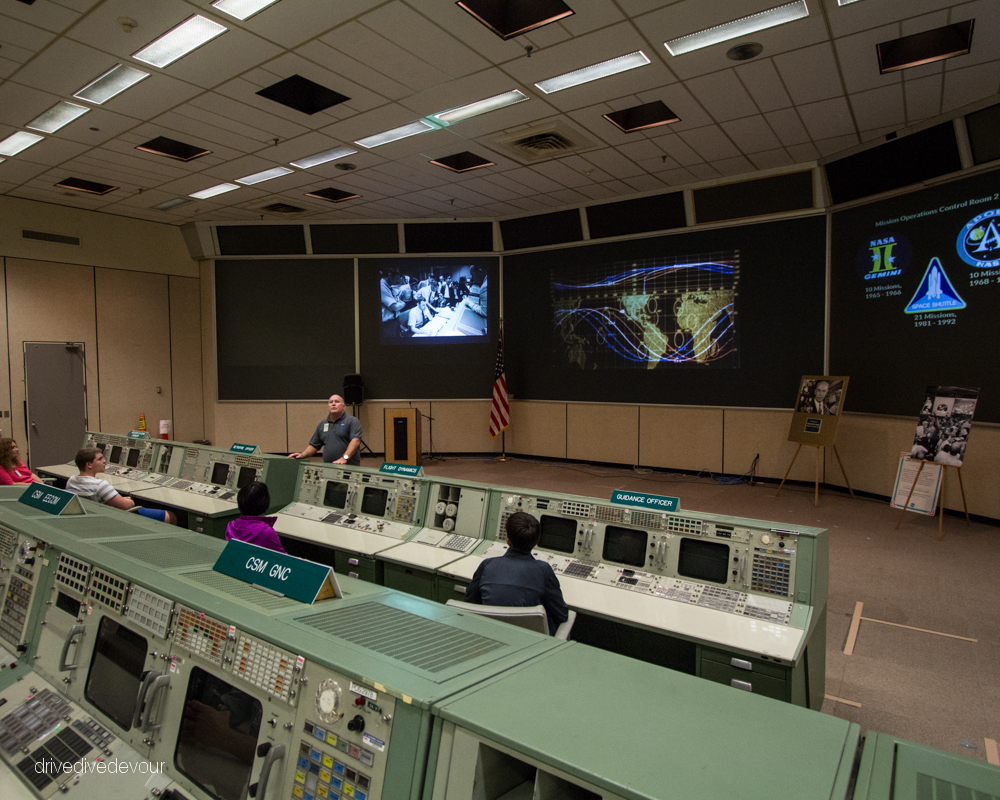Past Mission Control
