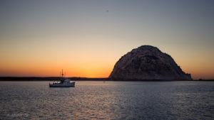 Morro Rock, CA