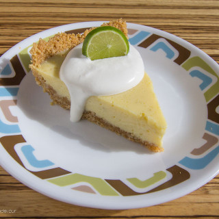 Kerensa's key lime pie
