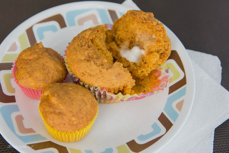 Maple Pumpkin Muffins-7