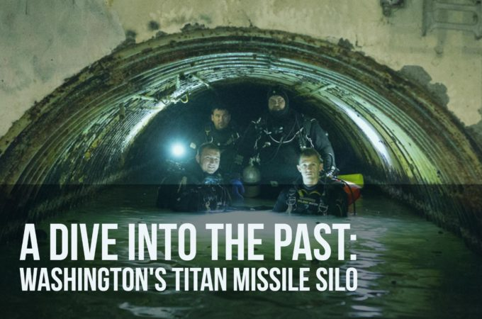 A Dive Into the Past: Washington's Titan Missile Silo